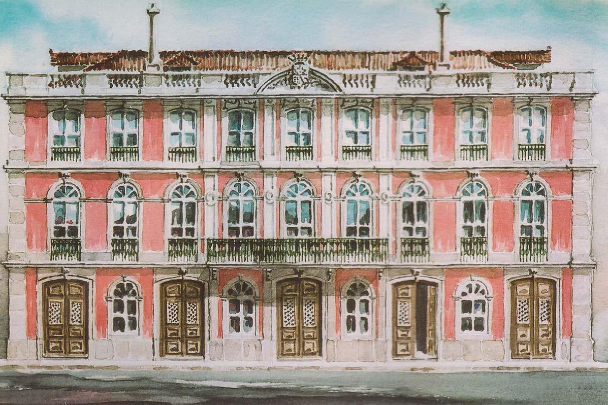 Dear Lisbon Palace Chiado